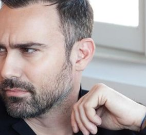 Γιώργος Καπουτζίδης: Είναι το νέο πρόσωπο στη διαφημιστική καμπάνια των Cream Crackers Παπαδοπούλου (VIDEO) - Κυρίως Φωτογραφία - Gallery - Video