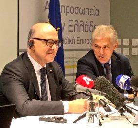 Πάνος Καρβούνης: Διαβεβαιώνω κατηγορηματικά ότι στις 20 Αυγούστου τα Μνημόνια- παρελθόν για την Ελλάδα- με προίκα ελάφρυνση χρέους - Κυρίως Φωτογραφία - Gallery - Video