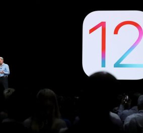 iOS 12: Αυτές είναι οι λειτουργίες του καινούργιου λογισμικού της Apple - Κυρίως Φωτογραφία - Gallery - Video
