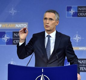 """Γ.Γ. ΝΑΤΟ: «Η ΠΓΔΜ θα γίνει πλήρες μέλος μόνο με """"ναι"""" στο δημοψήφισμα για τη συμφωνία με την Ελλάδα» - Κυρίως Φωτογραφία - Gallery - Video"""