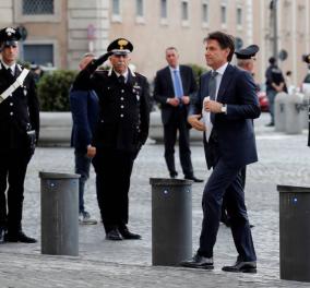 Σήμερα ορκίζεται η νέα κυβέρνηση στην Ιταλία - Ποια είναι η σύνθεση της  - Κυρίως Φωτογραφία - Gallery - Video