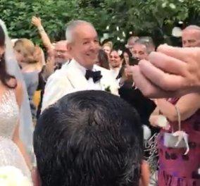 Νέες φωτό από τον μυθικό γάμο του εφοπλιστή Γιάννη Κούστα & της Δήμητρας Μέρμηγκα- Η κουμπάρα, ο Σπύρος Σούλης & το μαγικό Σορέντο  - Κυρίως Φωτογραφία - Gallery - Video