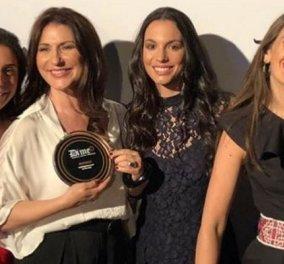 Με συγκίνηση & τη νέα γενιά πλάι μου παρέλαβα το Bronze Award για το νέο site Madeingreece.news- Digital Media Awards 2018  - Κυρίως Φωτογραφία - Gallery - Video