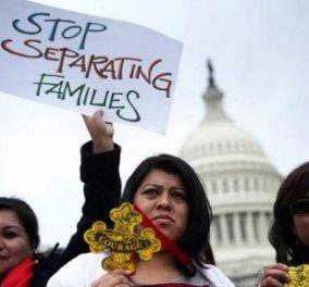 Η θλιβερή είδηση της ημέρας: Πώς 2.000 παιδιά χωρίστηκαν από τους γονείς τους σε έξι εβδομάδες - Κυρίως Φωτογραφία - Gallery - Video