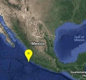 Σεισμός μεγέθους 6,1 ρίχτερ στο Μεξικό- Δεν υπάρχουν θύματα - Κυρίως Φωτογραφία - Gallery - Video