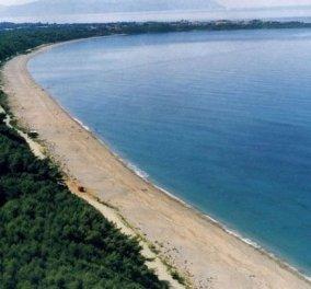 Μονολίθι Πρέβεζας: Η πιο μεγάλη παραλία της Ευρώπης - Ιταλοί και Γερμανοί στρατιώτες βομβάρδισαν με όλμους τον βράχο (ΦΩΤΟ & VIDEO) - Κυρίως Φωτογραφία - Gallery - Video