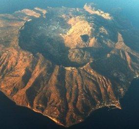 Μαγεία! - Όταν κοιτάς από ψηλά τα ηφαίστεια της Ελλάδας σε ένα εντυπωσιακό εναέριο βίντεο  - Κυρίως Φωτογραφία - Gallery - Video