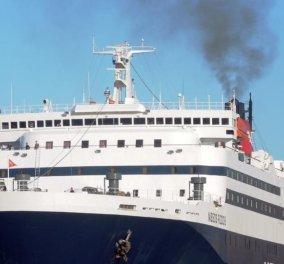 Αγωνία δίχως τέλος στη θάλασσα: 23χρονος στρατιώτης αγνοείται - Τελευταία φορά τον είδαν στο κατάστρωμα του πλοίου «Νήσος Ρόδος» - Κυρίως Φωτογραφία - Gallery - Video