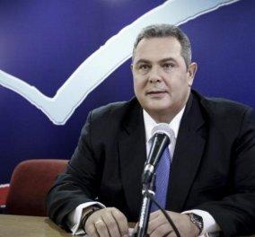 """Απασφάλισε ο Πάνος Καμμένος: «Δεν ψηφίζουμε συμφωνία με τον όρο """"Μακεδονία""""» - Ζήτησε σύγκληση συμβουλίου πολιτικών αρχηγών - Κυρίως Φωτογραφία - Gallery - Video"""
