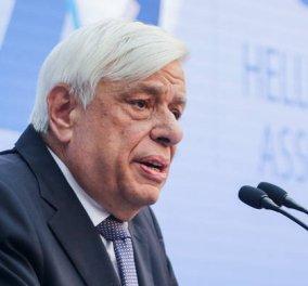 Προκόπης Παυλόπουλος: «Οφείλουμε να υπερασπιζόμαστε τα εθνικά μας θέματα υπό όρους αρραγούς ενότητας» - Κυρίως Φωτογραφία - Gallery - Video