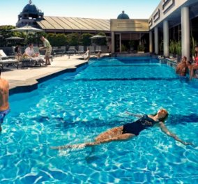 Αχ αυτές οι πισίνες: 1 στις 3 αρρώστιες από κολύμβηση προκαλείται από τις βουτιές σε ξενοδοχεία  - Κυρίως Φωτογραφία - Gallery - Video