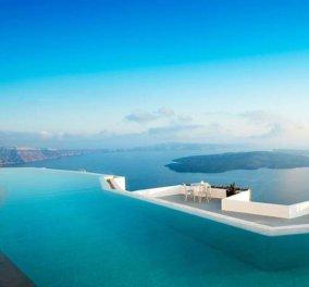 Οι 47 ωραιότερες πισίνες ξενοδοχείων από όλο τον κόσμο όπως τις διάλεξε το «ELLE Deco» (ΦΩΤΟ) - Κυρίως Φωτογραφία - Gallery - Video