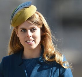Η Πριγκίπισσα Βεατρίκη με φόρεμα της Μαίρης Κατράντζου σε πάρτι στο Λονδίνο (ΦΩΤΟ) - Κυρίως Φωτογραφία - Gallery - Video