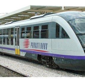 Ταλαιπωρία για τους επιβάτες: Χωρίς τρένα την Πέμπτη και την Παρασκευή - Κυρίως Φωτογραφία - Gallery - Video