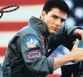 Tom Cruise: Επιστρέφει με το «Top Gun: Maverick» πάνω σε μια μηχανή (ΦΩΤΟ) - Κυρίως Φωτογραφία - Gallery - Video