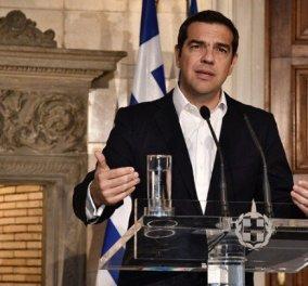 Αλ. Τσίπρας: Η Συμφωνία με την ΠΔΓΜ αποτελεί μεγάλη διπλωματική νίκη (ΒΙΝΤΕΟ) - Κυρίως Φωτογραφία - Gallery - Video
