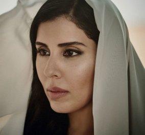 Το νέο τολμηρό εξώφυλλό της Vogue γράφει ιστορία  Μια πριγκίπισσα με  μαντήλα. 90f82663b68