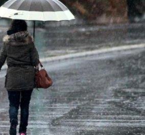 Ο καιρός επιδεινώνεται δραματικά σε όλη τη χώρα με βροχές, καταιγίδες και θυελλώδεις ανέμους - Οι οδηγίες της Γ.Γ. Πολιτικής Προστασίας - Κυρίως Φωτογραφία - Gallery - Video