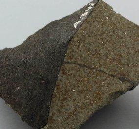 Έλληνας επιστήμονας αποκαλύπτει τα μυστικά του ιστορικού μετεωρίτη  Chateau-Renard - Κυρίως Φωτογραφία - Gallery - Video
