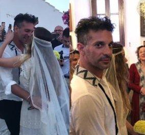 Γιώργος Χρανιώτης: Παντρεύτηκε την κούκλα αγαπημένη του στην Τήνο- Η προετοιμασία, οι Survivor καλεσμένοι & η ρομαντική τελετή (ΦΩΤΟ-ΒΙΝΤΕΟ) - Κυρίως Φωτογραφία - Gallery - Video