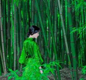 """Υπέροχα κορίτσια """"χάνονται"""" μέσα σε μαγευτικούς κήπους- Ολοζώντανα, ρομαντικά πορτραίτα που εντυπωσιάζουν (ΦΩΤΟ) - Κυρίως Φωτογραφία - Gallery - Video"""