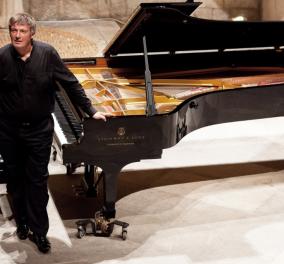 Συνάντηση κορυφής στο Ηρώδειο στις 4 Σεπτεμβρίου: Φιλαρμονική Ορχήστρα της Βαρσοβίας - Boris Berezovsky! Ο τιτάνας του πιάνου  - Κυρίως Φωτογραφία - Gallery - Video