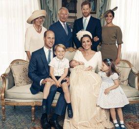 Ο πρίγκιπας Τζορτζ γίνεται 5 χρονών - Η επίσημη φωτογραφία για τα γενέθλια του   - Κυρίως Φωτογραφία - Gallery - Video