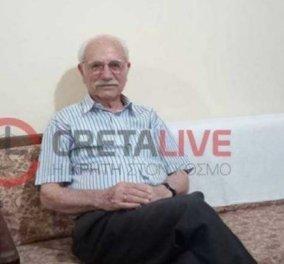 Ο 84χρονος Κρητικός παππούς πέρασε στο Πανεπιστήμιο στην Σχολή Ιστορίας - Αρχαιολογίας! Μπραβοοοοο! - Κυρίως Φωτογραφία - Gallery - Video