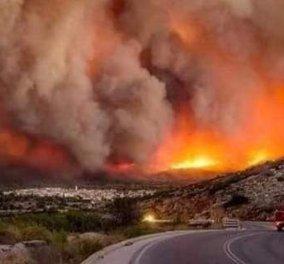 Οι αποκαλύψεις της Καθημερινής για τη φωτιά στο Μάτι –εγκληματική αμέλεια ιδιώτη φαίνεται πως ήταν η αρχή  - Κυρίως Φωτογραφία - Gallery - Video