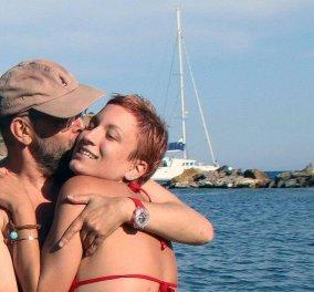 Συγκινεί η πρώην σύζυγος του του Μάνου Αντώναρου - «Αντίο Μανίτο μου-θα κάνω τα αδύνατα δυνατά για να μεγαλώσω τα παιδιά μας» - Κυρίως Φωτογραφία - Gallery - Video