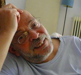 Στην Εντατική ο δημοσιογράφος Μάνος Αντώναρος- Τι είπε ο αδελφός του - Κυρίως Φωτογραφία - Gallery - Video