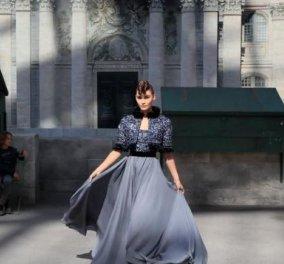 Τα ακαταμάχητα look της Chanel Couture για τον χειμώνα 2018 - Παρουσιάστηκε στο Παρίσι (Φωτό) - Κυρίως Φωτογραφία - Gallery - Video