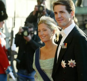 23 χρόνια γάμου για Παύλο & Μαρί Σαντάλ- Τα τρυφερά μηνύματα & τα λόγια αγάπης του πριγκιπικού ζεύγους - Κυρίως Φωτογραφία - Gallery - Video