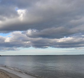 Καιρός:Κυριακή με συννεφιά τοπικές βροχές και καταιγίδες - Κυρίως Φωτογραφία - Gallery - Video