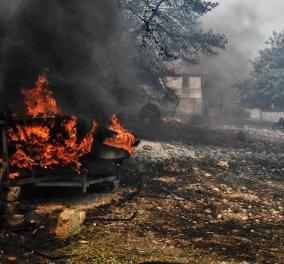 Live-Έκτακτη επικαιρότητα: 30 νεκροί μόνο στην Αργυρή Ακτή στο Μάτι- Εγκλωβίστηκαν σε χωράφι - Κυρίως Φωτογραφία - Gallery - Video