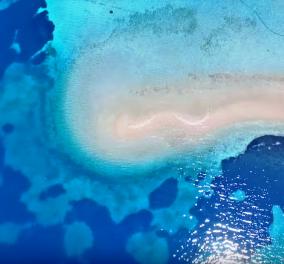 Τα παραδεισένια δίδυμα νησάκια που βυθίζονται βρίσκονται στην Χαλκίδα - Μία ώρα από την Αθήνα (Βίντεο) - Κυρίως Φωτογραφία - Gallery - Video