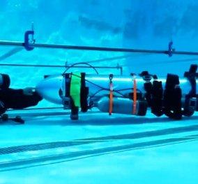 Ταϊλάνδη: Καταπληκτικό το μίνι υποβρύχιο που δημιούργησε ο Έλον Μασκ για τον απεγκλωβισμό των παιδιών (Φωτό & Βίντεο) - Κυρίως Φωτογραφία - Gallery - Video