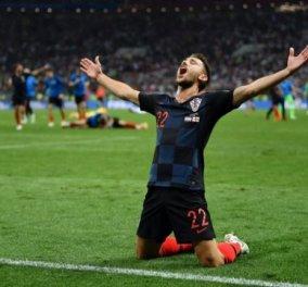 «It's not coming home»: Η Κροατία προκρίθηκε με επική ανατροπή στον τελικό του Μουντιάλ - Νίκησε με 2-1 την Αγγλία στην παράταση (Βίντεο) - Κυρίως Φωτογραφία - Gallery - Video