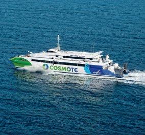 Πλοίο προσέκρουσε στον λιμενοβραχίονα στη Ραφήνα - Επιχείρηση του Λιμενικού για την αποβίβαση των επιβατών (Βίντεο) - Κυρίως Φωτογραφία - Gallery - Video