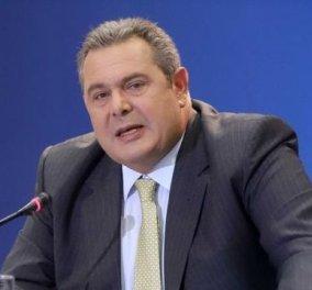 Πάνος Καμμένος σε δηλώσεις- φωτιά για Σκοπιανό: Πάμε για Δημοψήφισμα, εκλογές ή με «180» στη Βουλή (ΒΙΝΤΕΟ) - Κυρίως Φωτογραφία - Gallery - Video