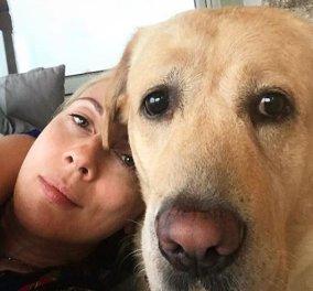 Σμαράγδα Καρύδη: Έφτιαξε Instagram profile στον σκύλο της - Υπέροχες φωτογραφίες και βίντεο) - Κυρίως Φωτογραφία - Gallery - Video
