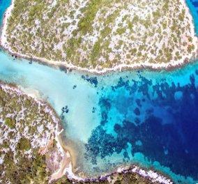 Κασονήσι Σάμου ή αλλιώς... η «Γαλάζια Λίμνη» της Ελλάδας (Βίντεο) - Κυρίως Φωτογραφία - Gallery - Video