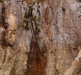 Εντυπωσιακό βίντεο! Ναι, είναι Ελλάδα αυτό το τοπίο στους Αλπικούς καταρράκτες Μελισσουργών - Πραμάντων - Κυρίως Φωτογραφία - Gallery - Video