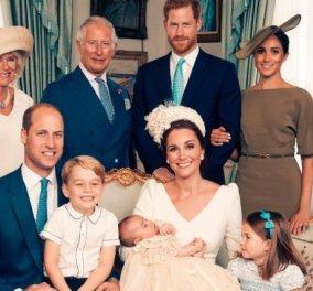Νέα φωτό από την βάπτιση του πρίγκιπα Louis! Η μαμά Kate & ο νεοφώτιστος ποζάρουν όλο χαμόγελα - Κυρίως Φωτογραφία - Gallery - Video