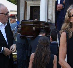 Κηδεία Σωκράτη Κόκκαλη τζούνιορ στην Μητρόπολη: Παρόντες ο Αλέξης Τσίπρας, πολιτικοί, αθλητές και επιχειρηματίες  - Κυρίως Φωτογραφία - Gallery - Video