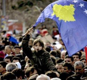 Προειδοποίηση για πόλεμο στα Βαλκάνια - Πρωθυπουργός Κοσόβου: «Τυχόν διαίρεση εδαφών θα σημάνει πόλεμο» - Κυρίως Φωτογραφία - Gallery - Video