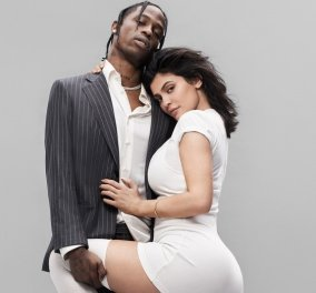 "Kylie Jenner & Travis Scott: Η πρώτη συνέντευξη, η sexy φωτογράφιση- Η κόρη τους, ο έρωτας & η ""κατάρα"" των Καρντάσιαν - Κυρίως Φωτογραφία - Gallery - Video"