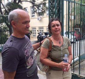 Σπαρακτική μαρτυρία της Γιούλης Μαλένου - Αναγνώρισε τη σορό της μητέρας της, η οποία κολυμπούσε επί 4,5 ώρες (Βίντεο) - Κυρίως Φωτογραφία - Gallery - Video