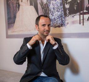 Αποκλ. – Made in Greece τα αρώματα Manos Gerakinis: Από στέλεχος του Harrods επιχειρηματίας του Luxury – Τα πολυτελή αρώματά του «μοσχοπωλούνται» σε Φινλανδία, Ρωσία & Σαουδική Αραβία - Κυρίως Φωτογραφία - Gallery - Video