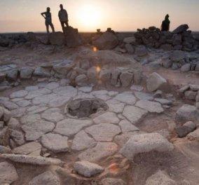 Μόλις αποκαλύφθηκε η συνταγή του αρχαιότερου ψωμιού στον κόσμο:14.400 χρόνια επέζησε (Φώτο & Βίντεο) - Κυρίως Φωτογραφία - Gallery - Video